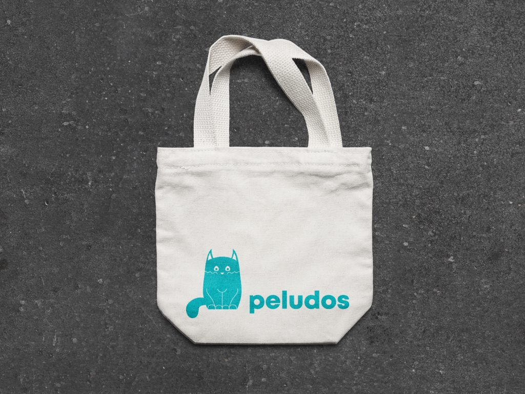 Mock up tote bag